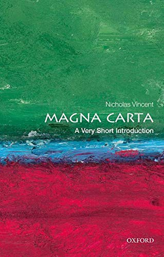9780199582877: Magna Carta: A Very Short Introduction