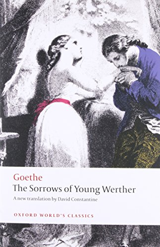 9780199583027: The Sorrows of Young Werther