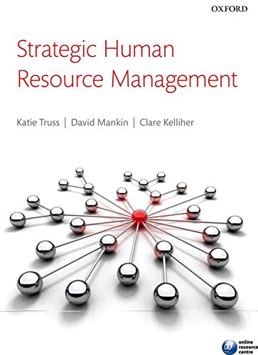 Strategic Human Resource Management Format: Paperback: Catherine Truss, David