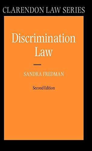 9780199584420: Discrimination Law (Clarendon Law Series)