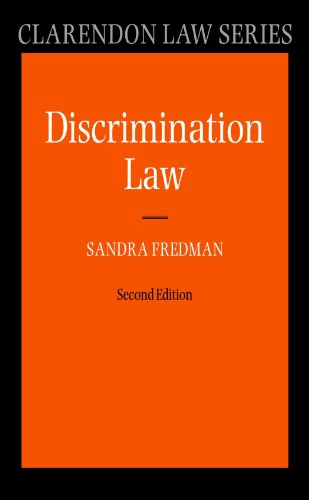 9780199584437: Discrimination Law (Clarendon Law Series)