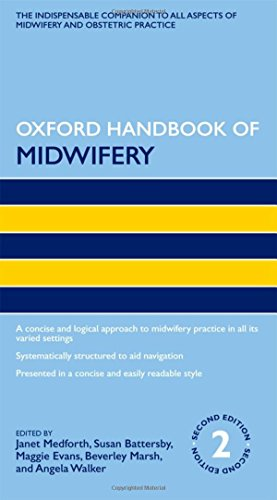 9780199584673: Oxford Handbook of Midwifery