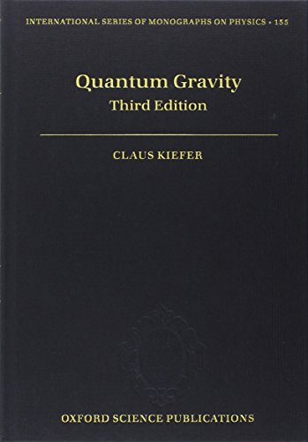 9780199585205: Quantum Gravity (International Series of Monographs on Physics)