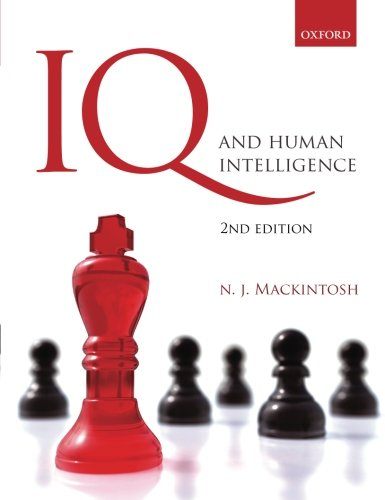 9780199585595: IQ and Human Intelligence
