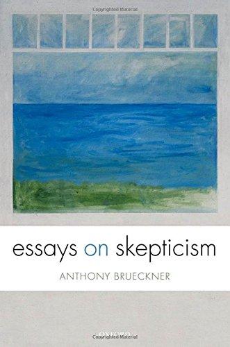 9780199585861: Essays on Skepticism