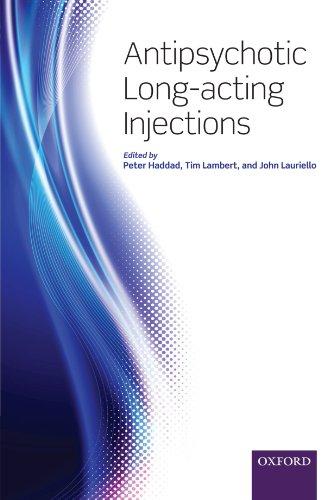 9780199586042: Antipsychotic long-acting injections