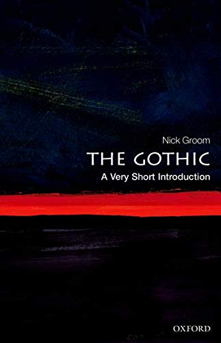 9780199586790: The Gothic: A Very Short Introduction