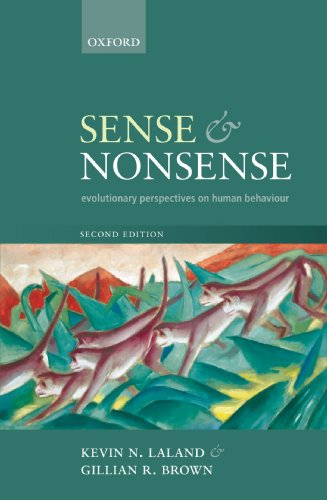 9780199586967: Sense and Nonsense: Evolutionary perspectives on human behaviour
