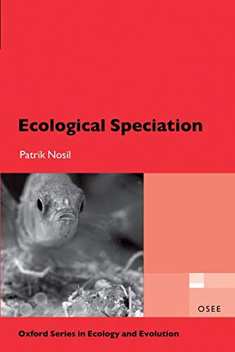 9780199587100: Ecological Speciation (Oxford Series in Ecology and Evolution)