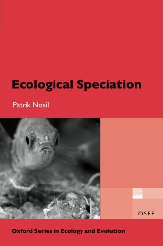 9780199587117: Ecological Speciation (Oxford Series in Ecology and Evolution)