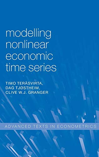9780199587148: Modelling Nonlinear Economic Time Series (Advanced Texts in Economics)