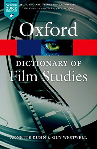 9780199587261: A Dictionary of Film Studies