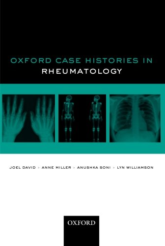 9780199587506: Oxford Case Histories in Rheumatology