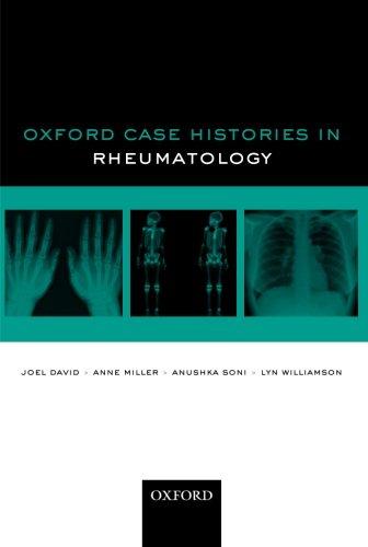 9780199587506: Oxford Case Histories in Rheumatology