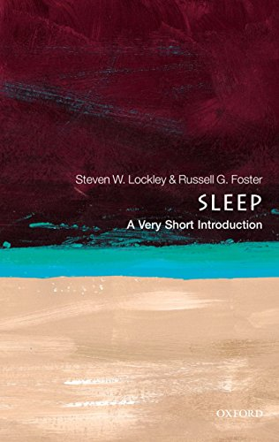 9780199587858: Sleep: A Very Short Introduction (Very Short Introductions)
