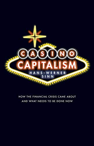 9780199588275: Casino Capitalism: How the Financial Crisis Came About and What Needs to be Done Now