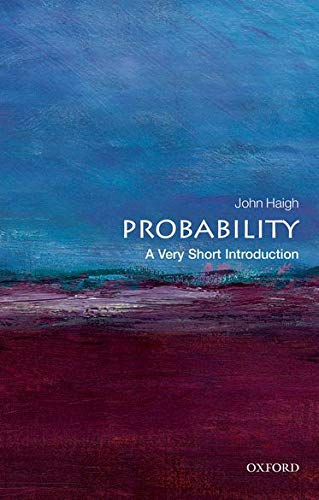 9780199588480: Probability: A Very Short Introduction