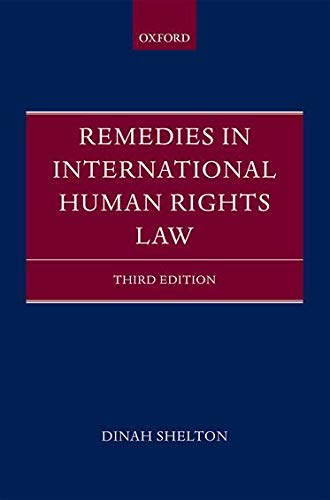 9780199588824: Remedies in International Human Rights Law