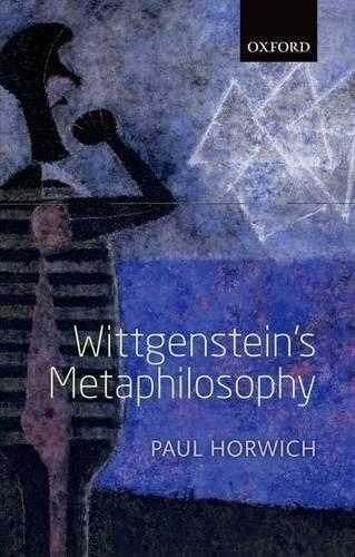9780199588879: Wittgenstein's Metaphilosophy