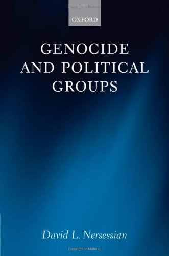 9780199588909: Genocide and Political Groups