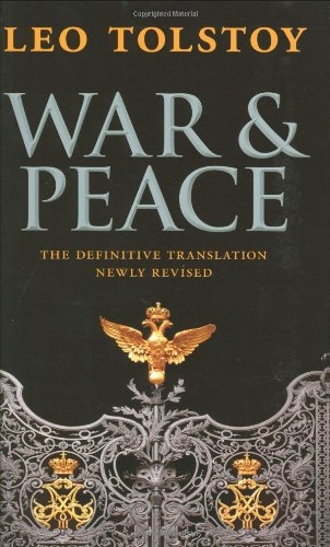 9780199589142: War and Peace (Oxford World's Classics Hardcovers)