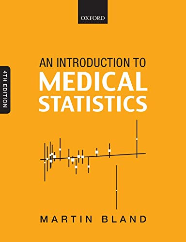 9780199589920: An Introduction to Medical Statistics