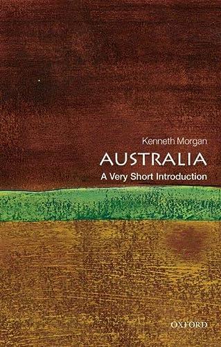 9780199589937: Australia: A Very Short Introduction