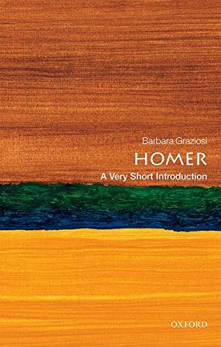 9780199589944: Homer: A Very Short Introduction (Very Short Introductions)