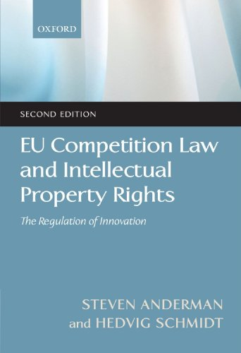 9780199589968: EU Competition Law and Intellectual Property Rights: The Regulation of Innovation