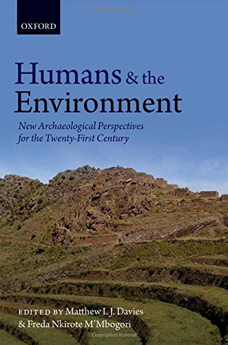 9780199590292: Humans and the Environment: New Archaeological Perspectives for the Twenty-First Century
