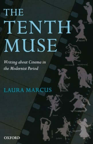 9780199590308: The Tenth Muse: Writing about Cinema in the Modernist Period