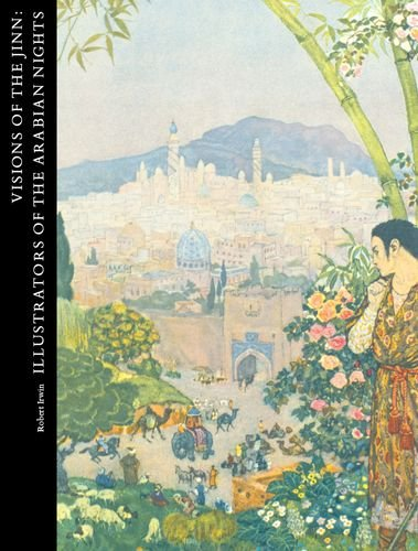 9780199590353: Visions of the Jinn: Illustrators of the Arabian Nights