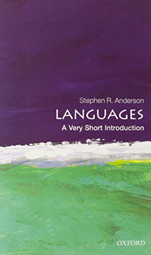 9780199590599: Languages: A Very Short Introduction