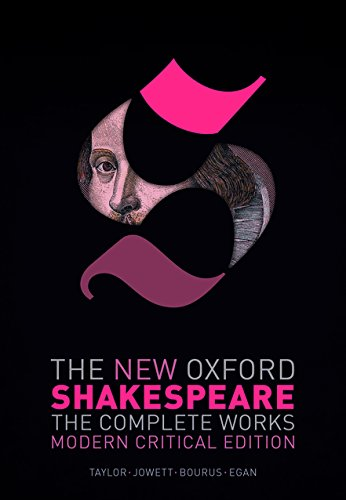 9780199591152: The New Oxford Shakespeare: Modern Critical Edition: The Complete Works