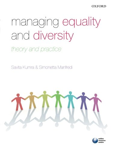 9780199591404: Managing Equality and Diversity: Theory and Practice