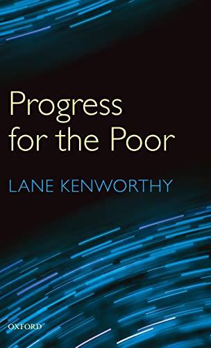 9780199591527: Progress for the Poor