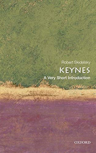 9780199591640: Keynes: A Very Short Introduction