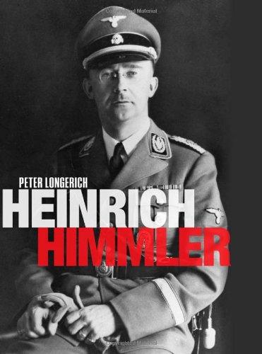 9780199592326: Heinrich Himmler: A Life