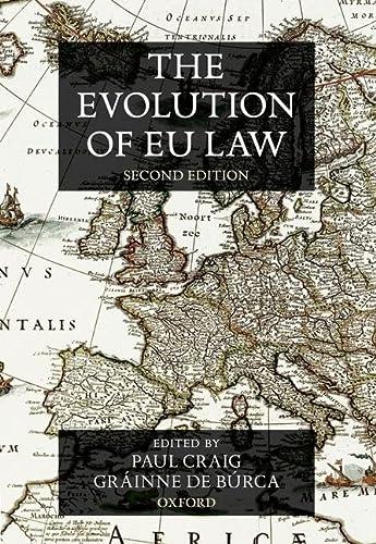 9780199592968: The Evolution of EU Law