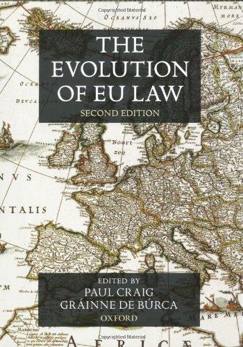 9780199592975: The Evolution of EU Law