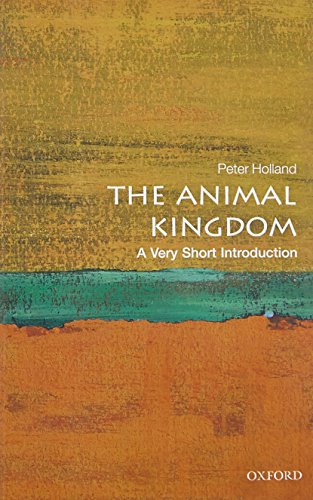 9780199593217: The Animal Kingdom: A Very Short Introduction