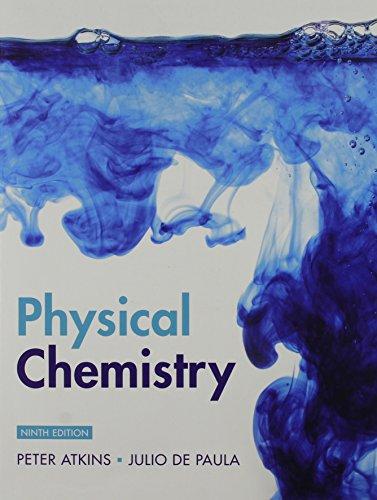 9780199593361: Atkins Physical Chemistry Vol 1 9e