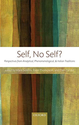 9780199593804: Self, No Self?: Perspectives from Analytical, Phenomenological, and Indian Traditions