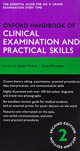 9780199593972: Oxford Handbook of Clinical Examination and Practical Skills (Oxford Medical Handbooks)