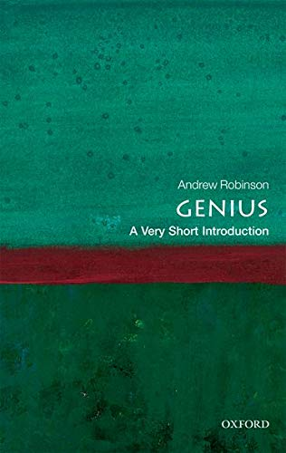 9780199594405: Genius: A Very Short Introduction