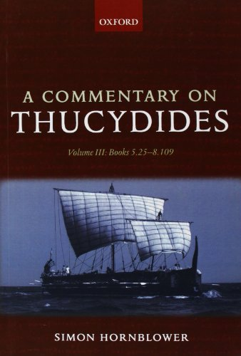 9780199594450: A Commentary on Thucydides: Volume III: Books 5.25-8.109: 3