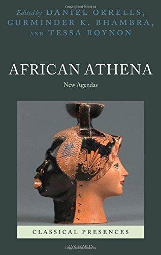 9780199595006: African Athena: New Agendas (Classical Presences)