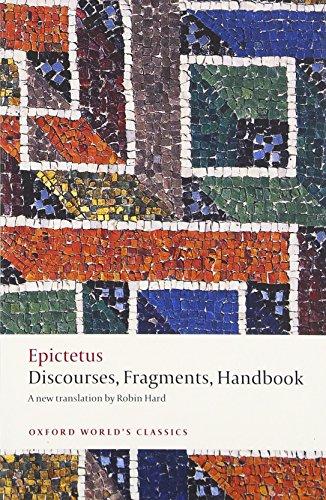9780199595181: Discourses, Fragments, Handbook (Oxford Worlds Classics)