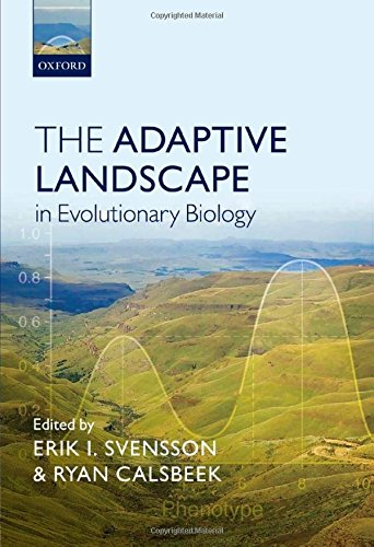 9780199595372: The Adaptive Landscape in Evolutionary Biology