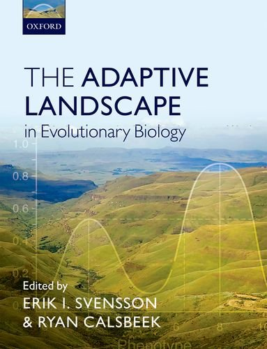 9780199595389: The Adaptive Landscape in Evolutionary Biology